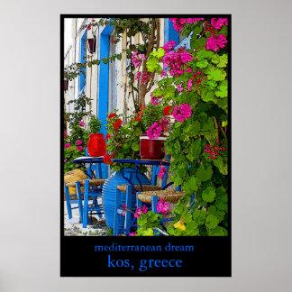 sueño mediterráneo posters