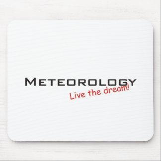 Sueño/meteorología Alfombrilla De Raton