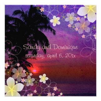 Sueño/plumeria/playa/tropical del hula de PixDezin Comunicados