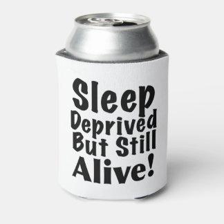 Sueño privado pero aún vivo enfriador de latas