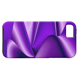 Sueño púrpura, Arco iris-Arte abstracto de la iPhone 5 Funda