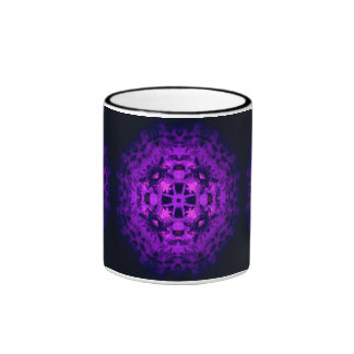 Sueño púrpura tazas de café