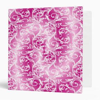 """Sueño rosado del cordón carpeta 1 1/2"""""""