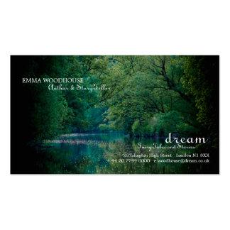 Sueño - tarjeta de visita del Fairyland
