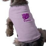 Sueño (Yume) Camiseta De Mascota