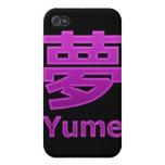 Sueño (Yume) iPhone 4 Protector