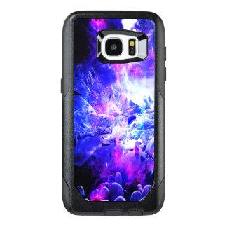 Sueños Amethyst de la noche de Yule Funda OtterBox Para Samsung Galaxy S7 Edge