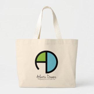 Sueños atlánticos bolsas de mano