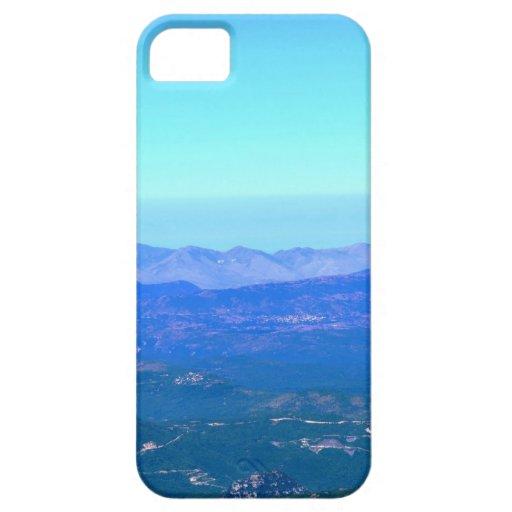 Sueños azules iPhone 5 Case-Mate cárcasas