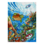 Sueños coralinos poster