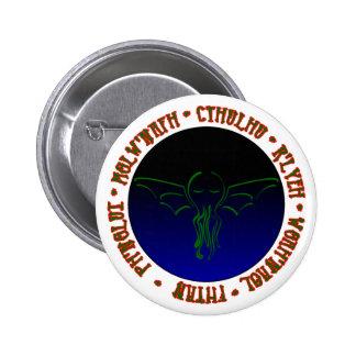 Sueños de Cthulhu - botón redondo Pins
