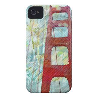 Sueños de GoldenGateBridge en San Francisco iPhone 4 Case-Mate Coberturas