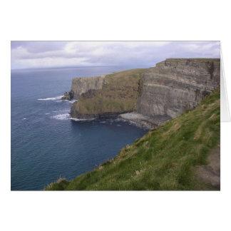Sueños de Irlanda Tarjeta De Felicitación