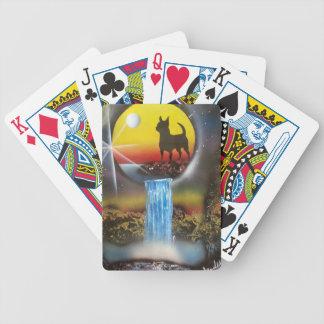 Sueños de la chihuahua barajas de cartas