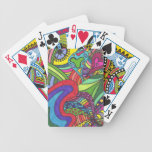Sueños de la fiebre baraja de cartas