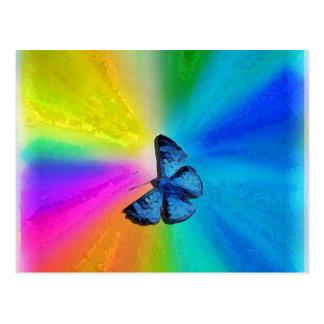 sueños de la mariposa postales