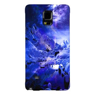 Sueños de la noche de Yule Funda Galaxy Note 4