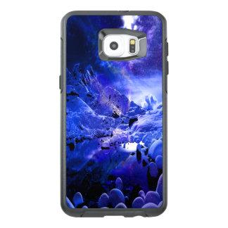 Sueños de la noche de Yule Funda OtterBox Para Samsung Galaxy S6 Edge Plus