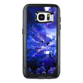 Sueños de la noche de Yule Funda OtterBox Para Samsung Galaxy S7 Edge