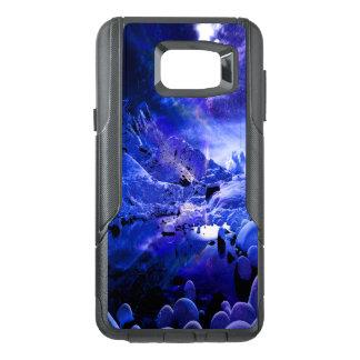 Sueños de la noche de Yule Funda OtterBox Para Samsung Note 5