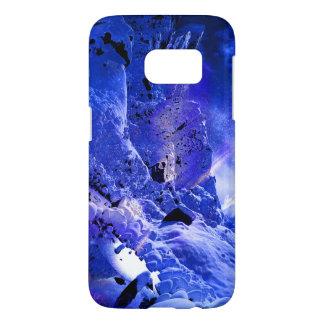 Sueños de la noche de Yule Funda Samsung Galaxy S7