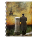 Sueños de París Libreta