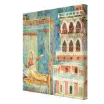 Sueños de St Francis de un palacio por completo de Impresión De Lienzo