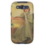 Sueños de Vittorio Matteo Corcos 1896 Galaxy S3 Funda