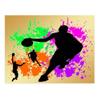 Sueños del baloncesto postal