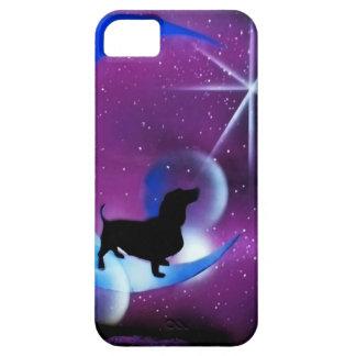 Sueños del Dachshund iPhone 5 Case-Mate Cárcasas
