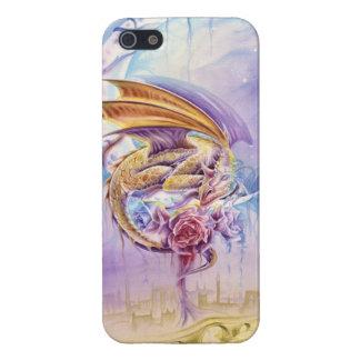 Sueños del dragón iPhone 5 coberturas