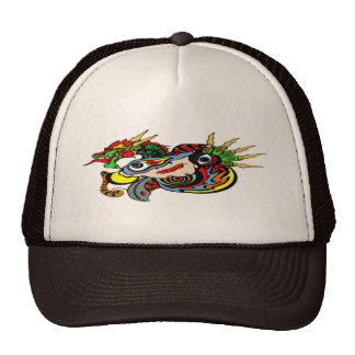 Sueños del dragón gorras de camionero