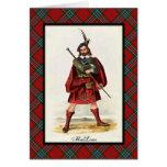 Sueños del escocés de MacLean del clan Tarjeta De Felicitación