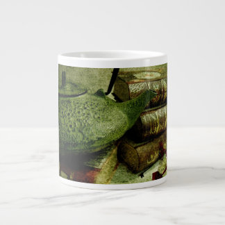 Sueños del té tazas extra grande