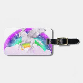 Sueños del unicornio etiquetas bolsas