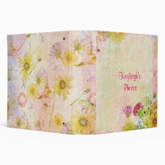 """Sueños del Wildflower personalizados Carpeta 2"""""""