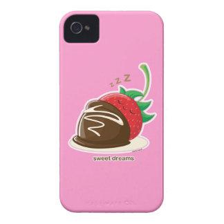 Sueños dulces iPhone 4 Case-Mate cobertura