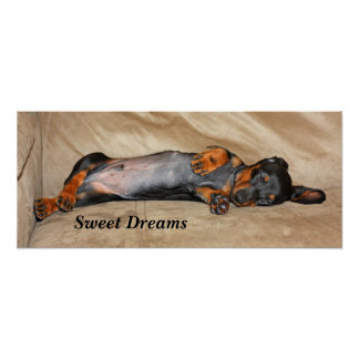Sueños dulces póster