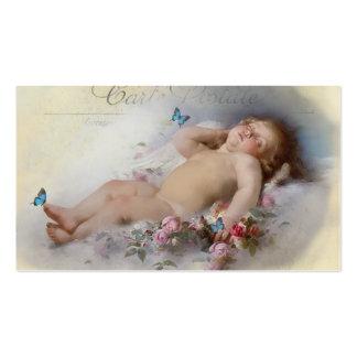Sueños dulces plantillas de tarjetas personales