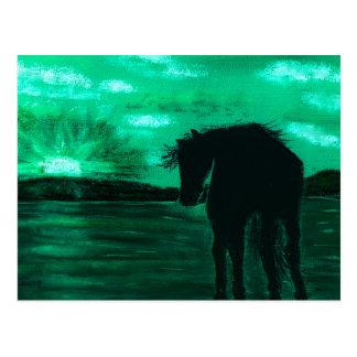 Sueños esmeralda postales