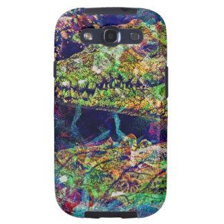 Sueños mágicos del cocodrilo de Crocolors aka Samsung Galaxy S3 Cobertura