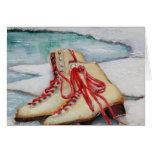 Sueños patinadores tarjeton