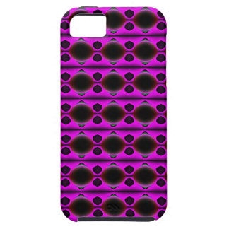 Sueños púrpuras iPhone 5 fundas