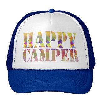 Sueños que acampan - gorra
