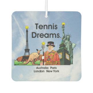 Sueños SUPERIORES del tenis
