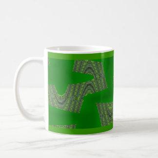 Sueños verdes tazas de café