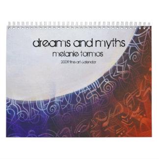 Sueños y mitos calendarios