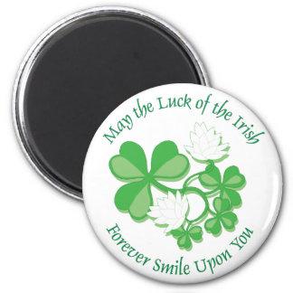 Suerte del imán irlandés