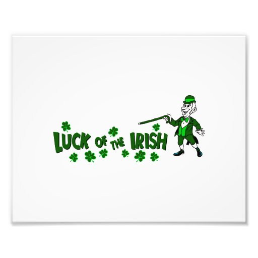 suerte del irlandés con el leprechaun graphic.png fotografia