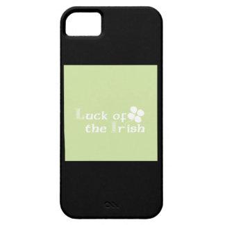 Suerte del irlandés iPhone 5 fundas